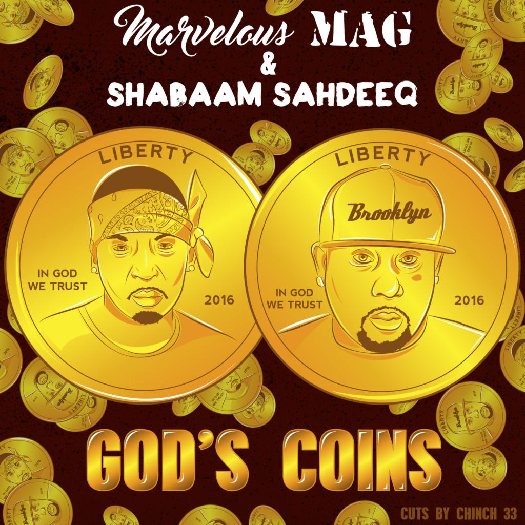Marvelous Mag & Shabaam Sahdeeq – God's Coins
