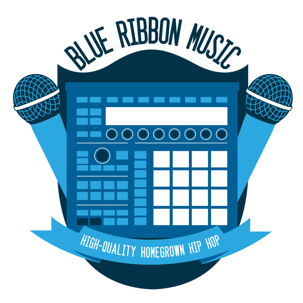 Blue Ribbon Music logo