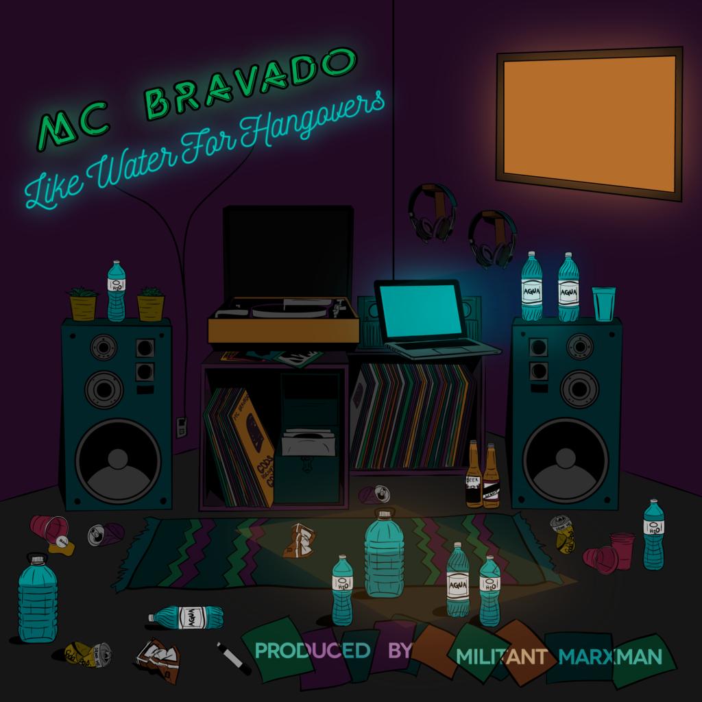 MC Bravado – Like Water For Hangovers