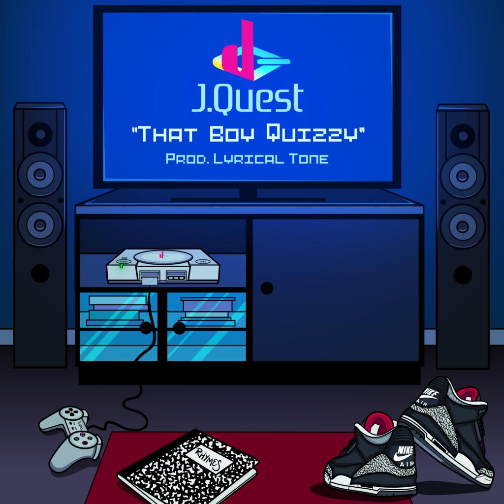 "J.Quest – ""That Boy Quizzy"""