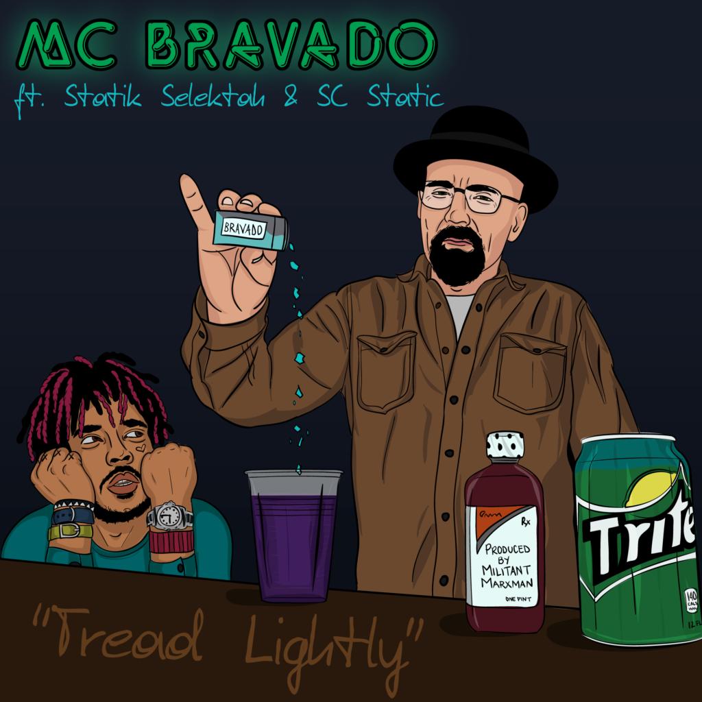 """MC Bravado – """"Tread Lightly"""""""