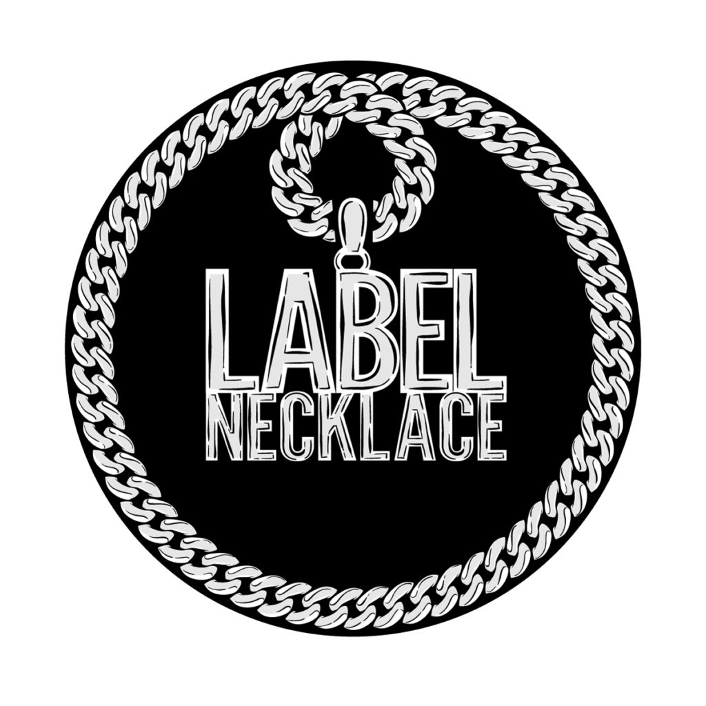 Label Necklace logo