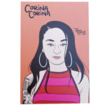 Corina Corina mini art print