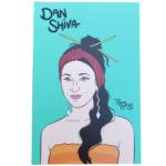 Dan Shiva mini art print