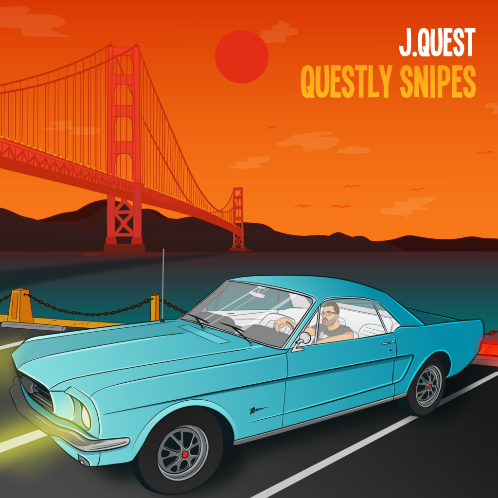 J.Quest – Questly Snipes EP