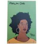 Psalm One mini art print