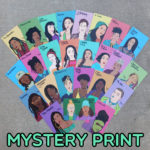 MYSTERY Womxn In Hip Hop mini art print