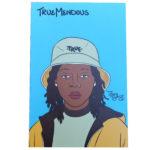 TrueMendous mini art print